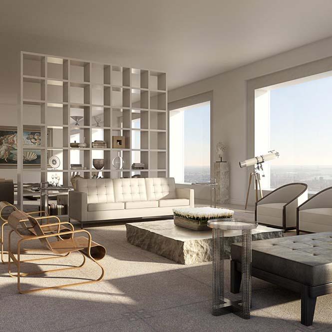 Penthouse αξίας 95 εκατομμυρίων δολαρίων σε ύψος 417 μέτρων (7)