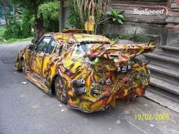 Περίεργα Αυτοκίνητα (17)