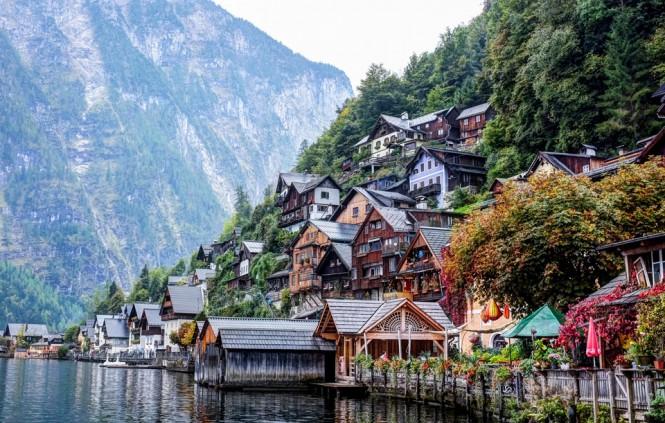 Το πανέμορφο Hallstatt της Αυστρίας | Φωτογραφία της ημέρας