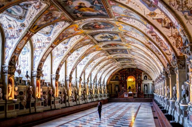 Το βασιλικό παλάτι του Μονάχου | Φωτογραφία της ημέρας