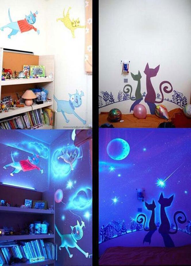 Όταν σβήνουν τα φώτα στο παιδικό δωμάτιο...   Φωτογραφία της ημέρας