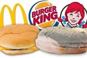 Πόσο γρήγορα χαλάνε τα burgers