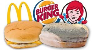 Πόσο γρήγορα χαλάνε τα burgers (Video)