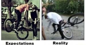 Προσδοκίες vs πραγματικότητα #16