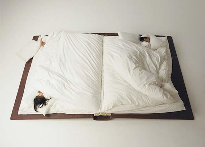 Πρωτότυπα και περίεργα κρεβάτια (2)