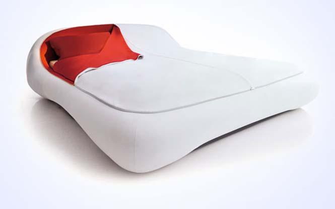 Πρωτότυπα και περίεργα κρεβάτια (25)