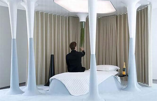 Πρωτότυπα και περίεργα κρεβάτια (39)