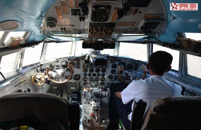 Μια πτήση με τις αερογραμμές της Βόρειας Κορέας (2)