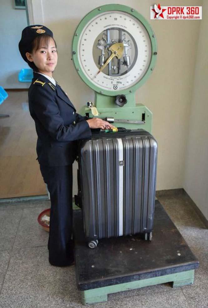 Μια πτήση με τις αερογραμμές της Βόρειας Κορέας (3)