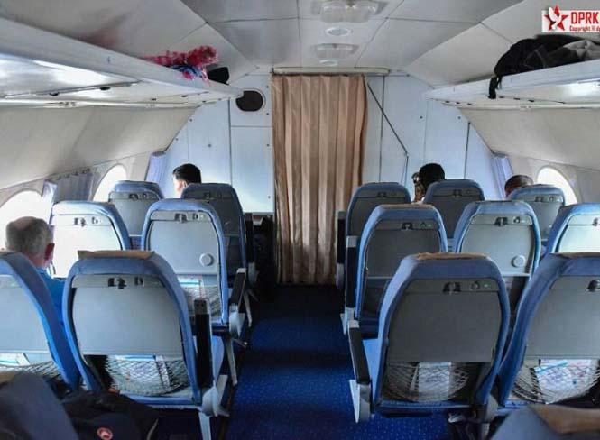 Μια πτήση με τις αερογραμμές της Βόρειας Κορέας (6)