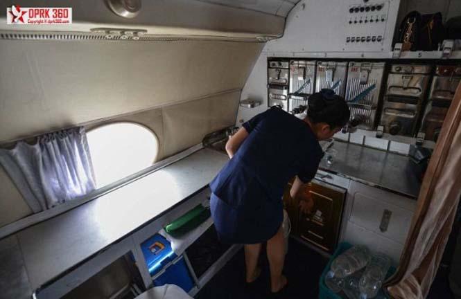 Μια πτήση με τις αερογραμμές της Βόρειας Κορέας (10)
