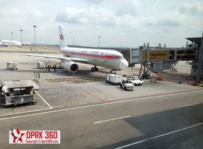 Μια πτήση με τις αερογραμμές της Βόρειας Κορέας (14)