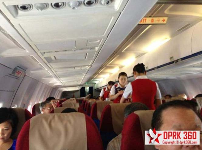 Μια πτήση με τις αερογραμμές της Βόρειας Κορέας (17)