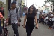 Κρυφή κάμερα δείχνει πως είναι για μια γυναίκα να περπατάει στους δρόμους της Νέας Υόρκης