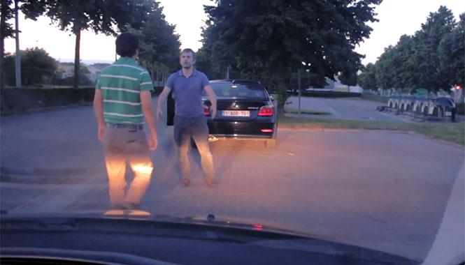 Πως να αντιμετωπίσεις έναν εξοργισμένο οδηγό