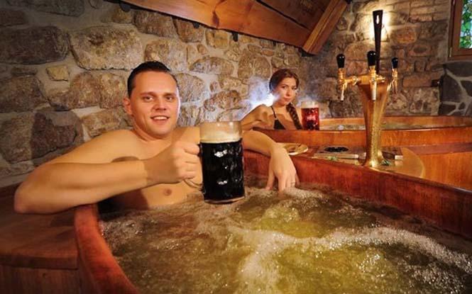 Σπα με μπύρα (2)