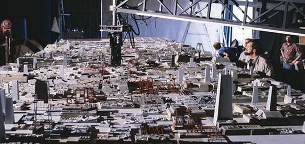 Στα γυρίσματα της ταινίας «Star Wars Η Επιστροφή των Jedi» (12)