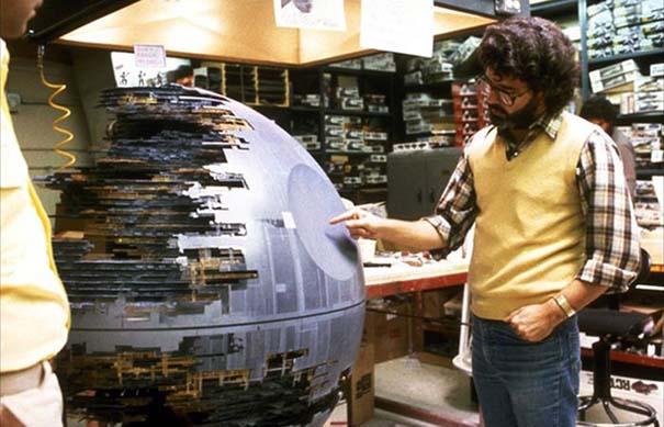 Στα γυρίσματα της ταινίας «Star Wars Η Επιστροφή των Jedi» (24)