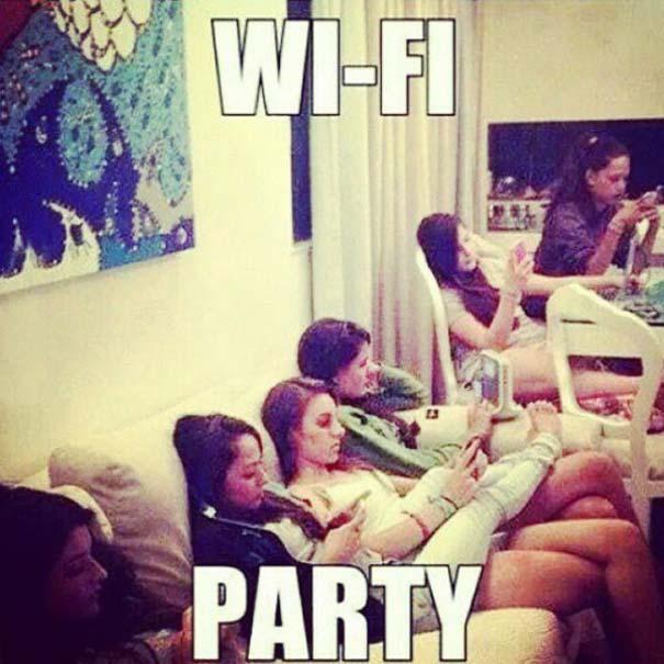 Στην εποχή του Wi-Fi (1)