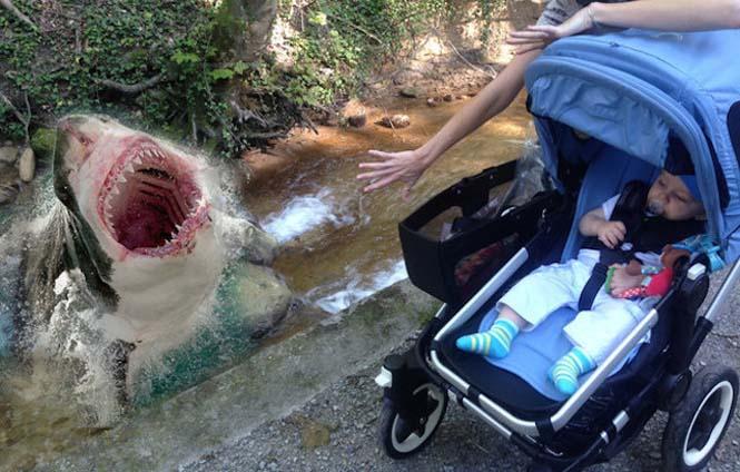 Οι θεότρελες φωτογραφίες μιας babysitter (5)