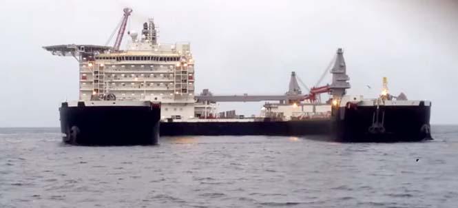 Το νέο μεγαλύτερο πλοίο στον κόσμο (2)