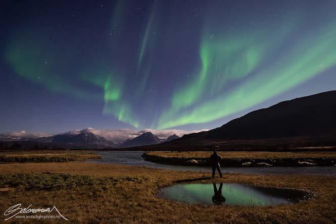 Το Βόρειο Σέλας σε εκπληκτικές φωτογραφίες από τη Νορβηγία (3)