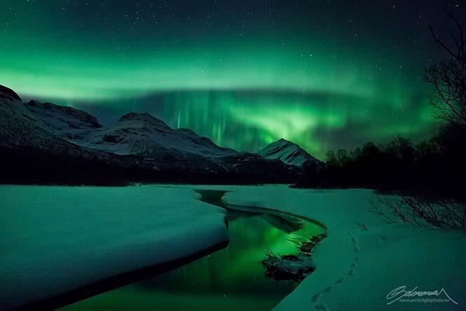 Το Βόρειο Σέλας σε εκπληκτικές φωτογραφίες από τη Νορβηγία (5)