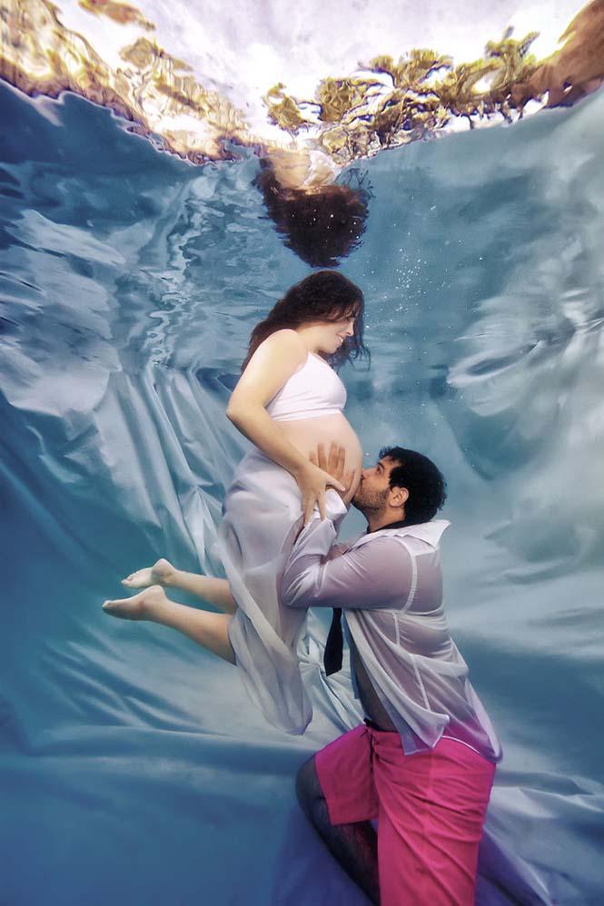 Υποβρύχιες φωτογραφίες εγκυμοσύνης (5)
