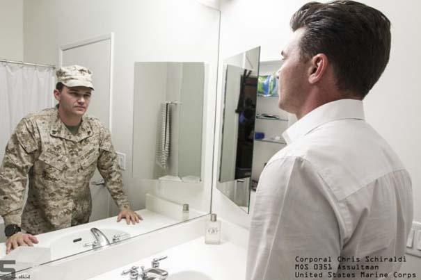 Άνθρωποι πίσω από την στρατιωτική στολή (9)