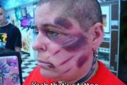 Άνθρωποι που δεν κατάλαβαν πως το τατουάζ τους θα είναι μόνιμο (5)
