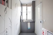 Ένα διαμέρισμα 8 τετραγωνικών που κρύβει τα πάντα