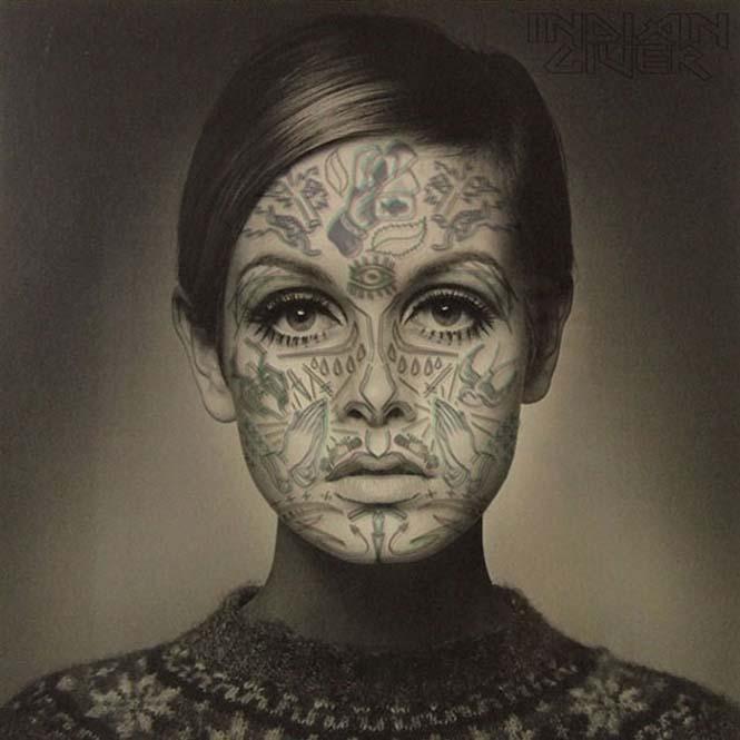 Καλλιτέχνης φαντάζεται τους διάσημους με τατουάζ χρησιμοποιώντας το Photoshop (14)
