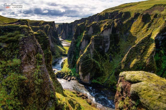 Fjaðrárgljúfur: Ένα από τα ομορφότερα φαράγγια στον κόσμο (2)