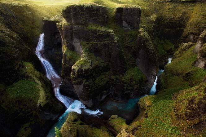 Fjaðrárgljúfur: Ένα από τα ομορφότερα φαράγγια στον κόσμο (3)