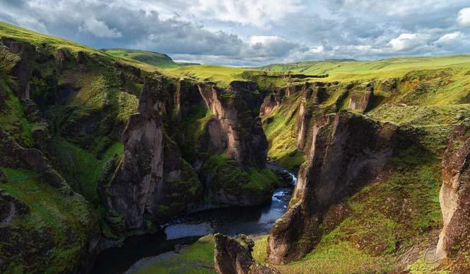 Fjaðrárgljúfur: Ένα από τα ομορφότερα φαράγγια στον κόσμο (7)