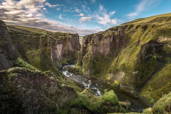 Fjaðrárgljúfur: Ένα από τα ομορφότερα φαράγγια στον κόσμο (9)