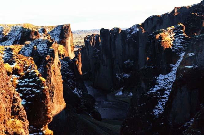 Fjaðrárgljúfur: Ένα από τα ομορφότερα φαράγγια στον κόσμο (10)