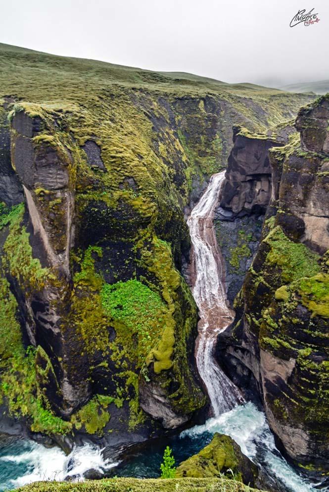 Fjaðrárgljúfur: Ένα από τα ομορφότερα φαράγγια στον κόσμο (11)