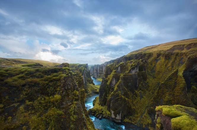 Fjaðrárgljúfur: Ένα από τα ομορφότερα φαράγγια στον κόσμο (14)