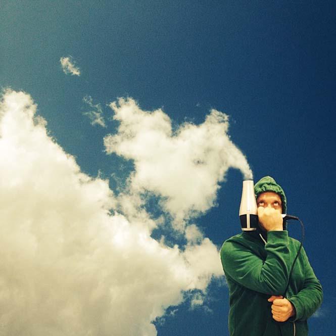 Φωτογράφος παίζει με τα σύννεφα (7)