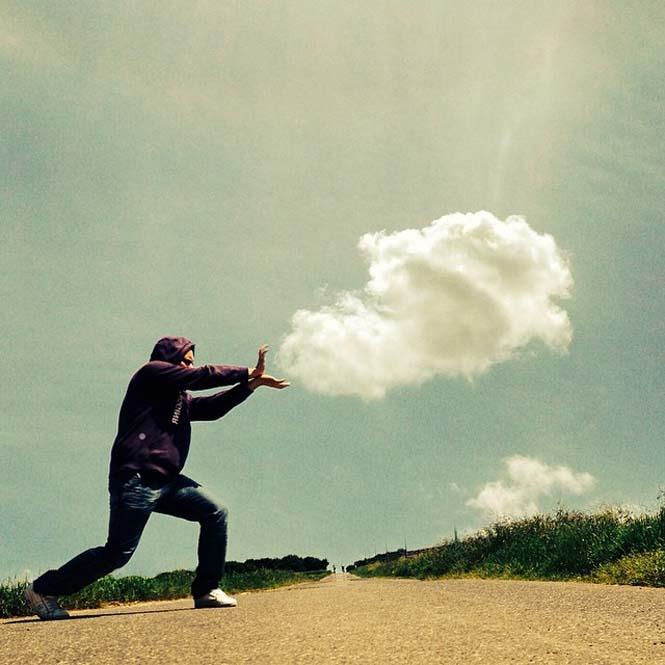 Φωτογράφος παίζει με τα σύννεφα (8)