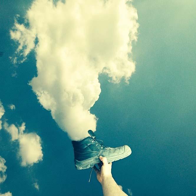 Φωτογράφος παίζει με τα σύννεφα (9)