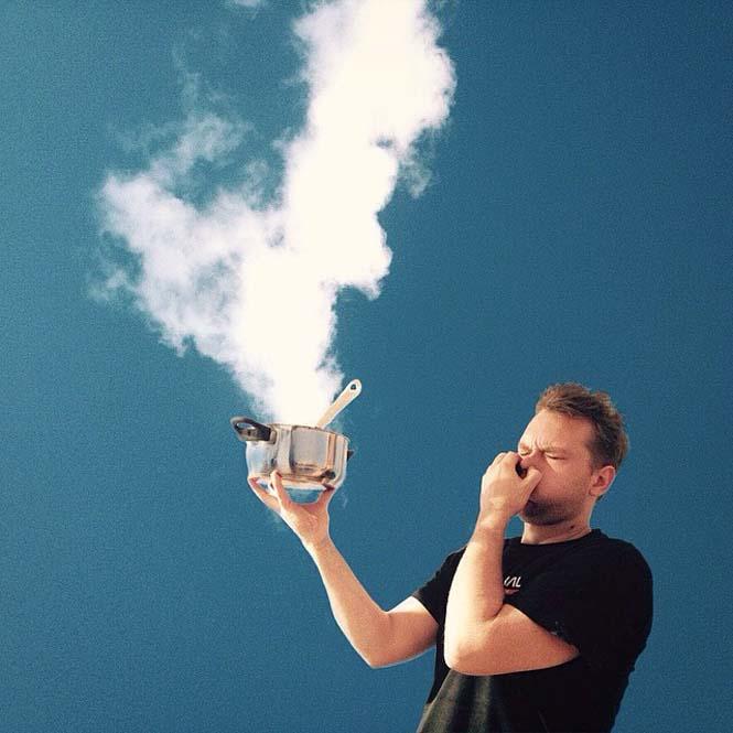 Φωτογράφος παίζει με τα σύννεφα (11)