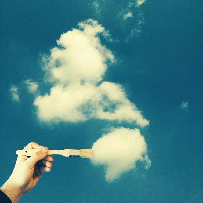 Φωτογράφος παίζει με τα σύννεφα (14)