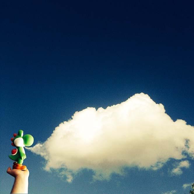 Φωτογράφος παίζει με τα σύννεφα (15)