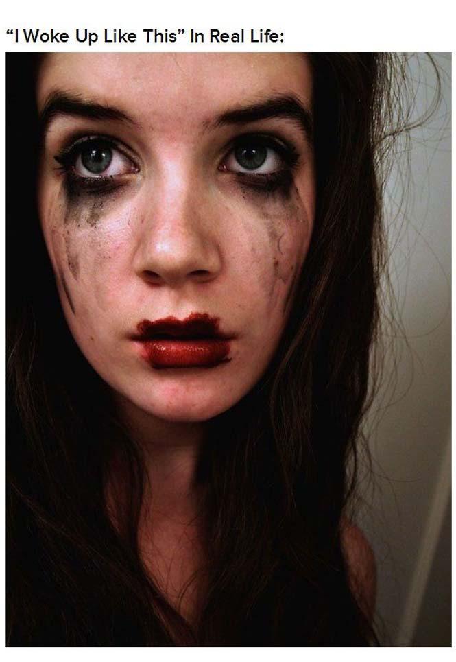 Η καθημερινότητα μιας γυναίκας: Instagram vs Πραγματικότητα (17)