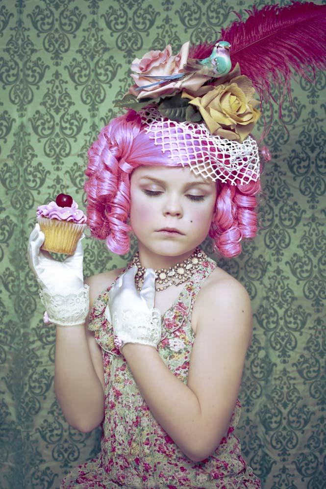 Φωτογράφος μεταμορφώνει την 9χρονη κόρη της σε διάσημους χαρακτήρες (3)