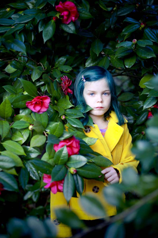 Φωτογράφος μεταμορφώνει την 9χρονη κόρη της σε διάσημους χαρακτήρες (5)