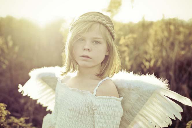 Φωτογράφος μεταμορφώνει την 9χρονη κόρη της σε διάσημους χαρακτήρες (7)