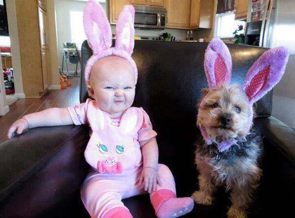Μωρά με σκύλους: Ένας ακαταμάχητος συνδυασμός (2)